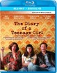 The Diary of a Teenage Girl (Blu-ray + UV Copy) (CA Import ohne dt. Ton) Blu-ray