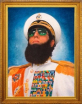 The Dictator: Banned & Unrated - Limited General Aladeen Edition (Blu-ray + DVD + Digital Copy) (US Import ohne dt. Ton) Blu-ray