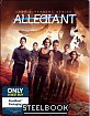The Divergent Series: Allegiant - Best Buy Exclusive Steelbook (Blu-ray + DVD + UV Copy) (Region A - US Import ohne dt. Ton) Blu-ray