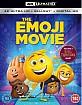 The Emoji Movie (2017) 4K (4K UHD + Blu-ray + UV Copy) (UK Import ohne dt. Ton) Blu-ray