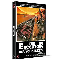 The Executor - Der Vollstrecker (Limited Hartbox Edition) Blu-ray