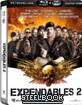 The Expendables 2 - Steelbook (Blu-ray + DVD) (FR Import ohne dt. Ton) Blu-ray