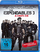 The Expendables 3 - A Man's Job (Ungeschnitte Kinofassung) Blu-ray