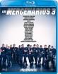 Los Mercenarios 3 (ES Import ohne dt. Ton) Blu-ray