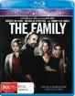 The Family (2013) (Blu-ray + UV Copy) (AU Import ohne dt. Ton) Blu-ray