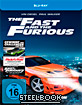 The Fast and the Furious (Limited Car Design Edition Steelbook) Blu-ray