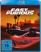 The Fast and the Furious (2. Neuauflage) Blu-ray