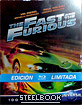 The Fast and the Furious (A Todo Gas) - Steelbook (ES Import) Blu-ray