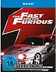 The Fast and the Furious (Limited Steelbook Edition) Blu-ray