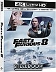 The Fate of the Furious 4K - Best Buy Exclusive Steelbook (4K UHD + Blu-ray + UV Copy) (US Import ohne dt. Ton) Blu-ray
