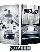 The Fate of the Furious 4K - Zavvi Exclusive Limited Edition Steelbook (4K UHD + Blu-ray + UV Copy) (UK Import ohne dt. Ton) Blu-ray