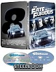 The Fate of the Furious - Best Buy Exclusive Steelbook (Blu-ray + DVD + UV Copy) (US Import ohne dt. Ton) Blu-ray