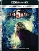 The 5th Wave (2016) 4K (4K UHD + Blu-ray + UV Copy) (US Import ohne dt. Ton) Blu-ray