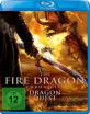 The Fire Dragon Chronicles: Dragon Quest Blu-ray