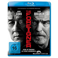 The Foreigner (2017) Blu-ray