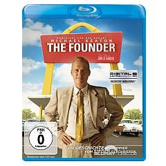 The Founder (2016) (Blu-ray + UV Copy) Blu-ray