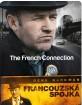 Francouzská spojka - Limited Quarter Slip Edition Steelbook (CZ Import) Blu-ray