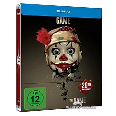 The Game (1997) (20th Anniversary Edition) (Limited Steelbook Edition) Blu-ray