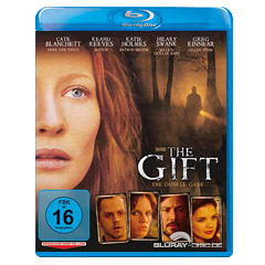 THE GIFT BLU-RAY - The Gift - Die dunkle Gabe Blu-ray Film-Details