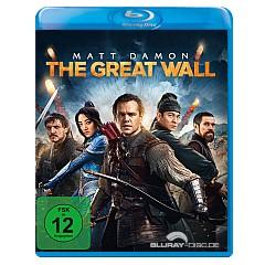The Great Wall (Blu-ray + UV Copy) Blu-ray