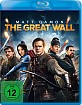 The Great Wall (Blu-ray + UV Copy) Blu-ray
