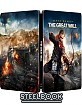 The Great Wall - Limited Edition Steelbook (Blu-ray + UV Copy) (IT Import ohne dt. Ton) Blu-ray