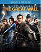 The Great Wall (Blu-ray + DVD + UV Copy) (US Import ohne dt. Ton) Blu-ray