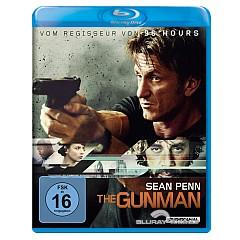 The Gunman (2015) Blu-ray
