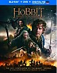 The Hobbit: The Battle of the Five Armies (Blu-ray + DVD + UV Copy) (CA Import ohne dt. Ton) Blu-ray