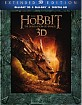 The Hobbit: The Desolation of Smaug 3D - Extended Edition (Blu-ray 3D + Blu-ray + UV Copy) (US Import ohne dt. Ton) Blu-ray