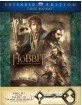 The Hobbit: Smaugs ödemark - Extended Edition (Exclusive Giftbox) (SE Import) Blu-ray