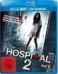 The Hospital 2 (2015) 3D (Blu-ray 3D) Blu-ray