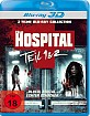 The Hospital (2013) 3D + The Hospital 2 (2015) 3D (Hospital Box) (Blu-ray 3D) (Neuauflage) Blu-ray