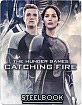 The Hunger Games: Catching Fire - Best Buy Exclusive Steelbook (Blu-ray + UV Copy) (Region A - US Import ohne dt. Ton) Blu-ray