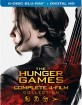 The Hunger Games: The Complete 4-Film Collection (Blu-ray + 2 Bonus Blu-ray + UV Copy) (Region A - US Import ohne dt. Ton) Blu-ray