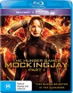 The Hunger Games: Mockingjay Part 1 (Blu-ray + UV Copy) (AU Import ohne dt. Ton) Blu-ray