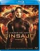 Los Juegos Del Hambre: Sinsajo Parte 1 (ES Import ohne dt. Ton) Blu-ray