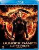 Hunger Games - La Révolte: Partie 1 (FR Import ohne dt. Ton) Blu-ray
