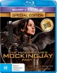 The Hunger Games: Mockingjay Part 1 - Special Edition (Blu-ray + UV Copy) (AU Import ohne dt. Ton) Blu-ray