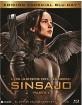 Los Juegos Del Hambre: Sinsajo Parte 1 - Edición Especial (ES Import ohne dt. Ton) Blu-ray