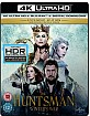 The Huntsman: Winter's War - Theatrical and Extended Edition (2016) 4K (4K UHD + Blu-ray + UV Copy) (UK Import ohne dt. Ton) Blu-ray