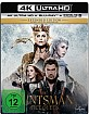 The Huntsman & the Ice Queen 4K  ... Blu-ray