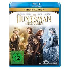 The Huntsman & the Ice Queen (Blu-ray + UV Copy) Blu-ray