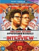 The Interview (2014) (UK Import ohne dt. Ton) Blu-ray