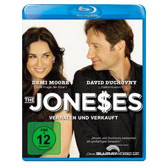 The Joneses Blu-ray