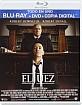 El Juez (Blu-ray + DVD + Digital Copy) (ES Import) Blu-ray