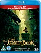 The Jungle Book (2016) 3D (Blu-ray 3D + Blu-ray) (UK Import ohne dt. Ton) Blu-ray