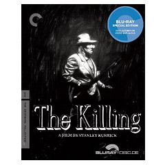 The Killing / Killer's Kiss (Region A - US Import ohne dt. Ton) Blu-ray
