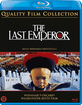 The Last Emperor (Quality Film Collection) (NL Import ohne dt. Ton) Blu-ray