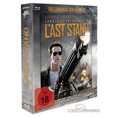 The Last Stand (2013) - Limited Uncut Hero Pack (inkl. Steelbook) Blu-ray